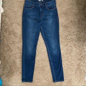 Rockstar old navy jeans 24/7 sculpt